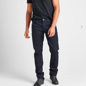 Hudson Cotton Navy Denim Jeans Pant
